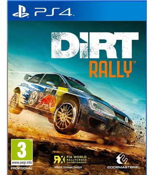 PS4-Dirt Rally