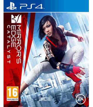 PS4-Mirror's Edge Catalyst