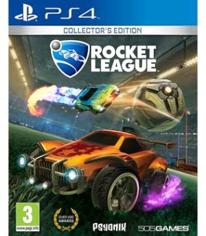 PS4-Rocket League