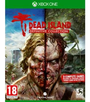 Xbox One-Dead Island: Definitive Edition