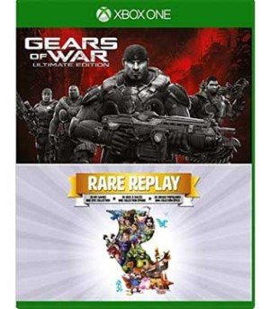 Xbox One-Gears of War - Ultimate Edition and Rare Replay - (2 Pack)