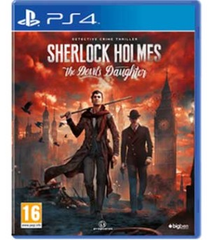 PS4-Sherlock Holmes: The Devils Daughter