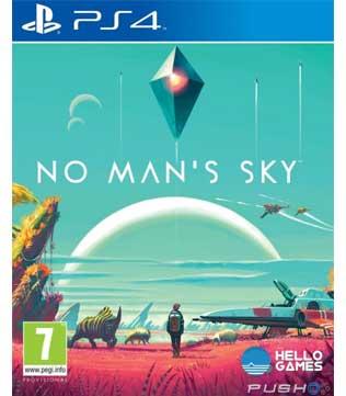 PS4-No Man's Sky