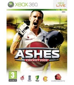 Xbox 360-Ashes Cricket 2009