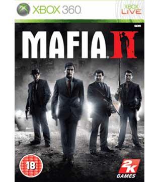 Xbox 360-Mafia II