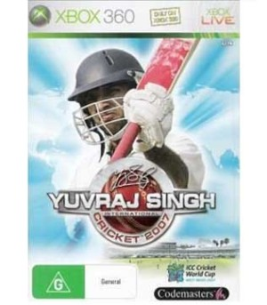Xbox 360-Yuvraj Singh International Cricket 2007