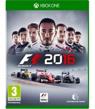 Xbox One-F1 2016