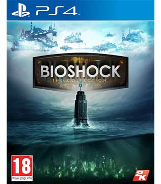 PS4-Bioshock The Collection