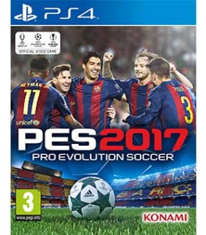 PS4-Pro Evolution Soccer 2017