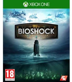 Xbox One-Bioshock The Collection