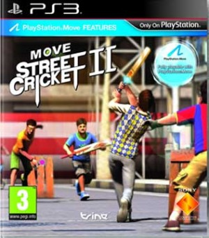 PS3-Move Street Cricket II