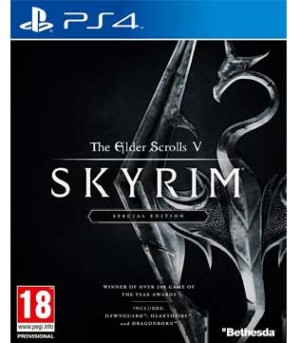 PS4-Elder Scrolls V: Skyrim - Special Edition