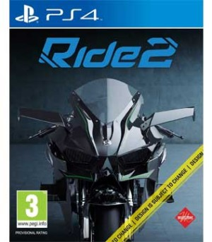 PS4-Ride 2
