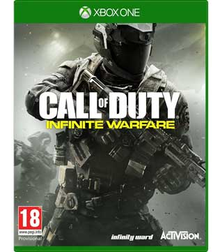 Xbox One-Call of Duty: Infinite Warfare