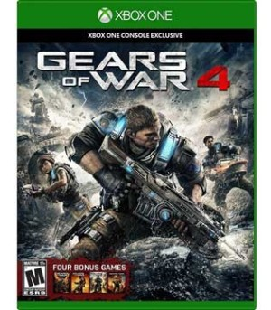 Xbox One-Gears of War 4