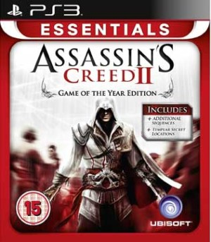 PS3-Assassin's Creed II - Game of The Year Edition