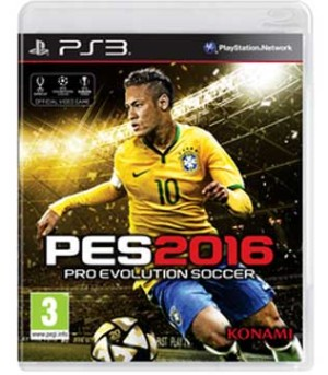 PS3-Pro Evolution Soccer 2016