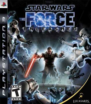 PS3-Star Wars The Force Unleashed