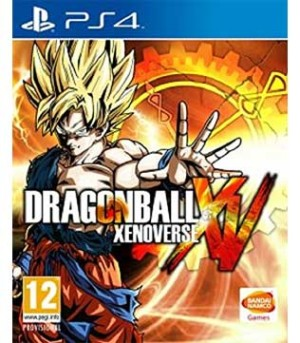 PS4-Dragon Ball Xenoverse