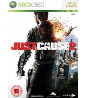 Xbox 360-Just Cause 2