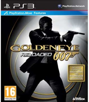 PS3-Golden Eye 007 Reloaded
