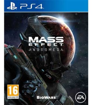 PS4-Mass Effect Andromeda