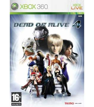 Buy Dead or Alive 4 Xbox 360 (Pre-Owned) - GameLoot