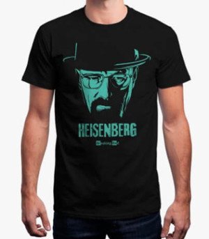 Mr. White - Official Breaking Bad Tee