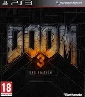 PS3-Doom 3 BFG Edition