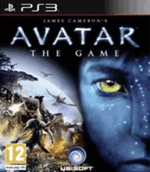 PS3-James Cameron Avatar The Game