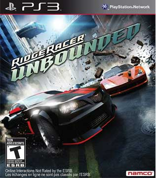 PS3-Ridge Racer Unbounded