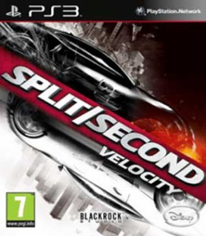 PS3-Split Second Velocity