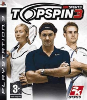 PS3-Top Spin 3