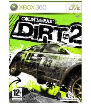 Xbox 360-Dirt 2