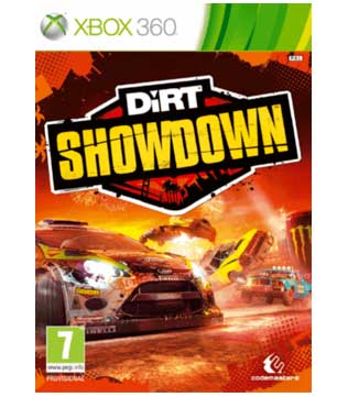 Xbox 360-Dirt Showdown