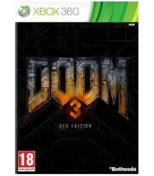 Xbox 360-Doom 3 BFG Edition