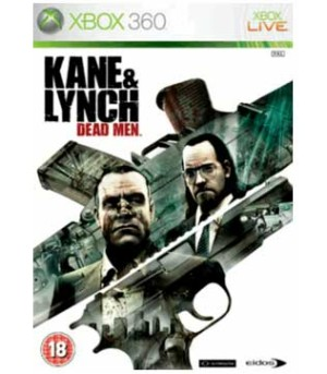 Xbox 360-Kane and Lynch Dead Men
