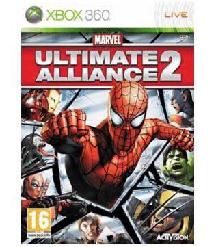 Buy Marvel Ultimate Alliance 2 Xbox 360 (Pre-owned) - GameLoot
