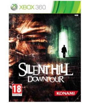 Xbox 360-Silent Hill Homecoming