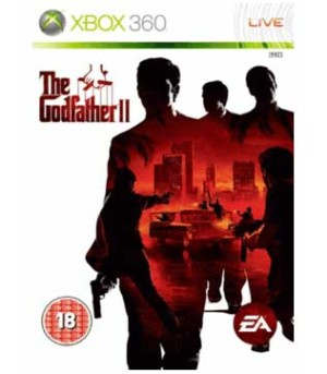 Xbox 360-The Godfather 2