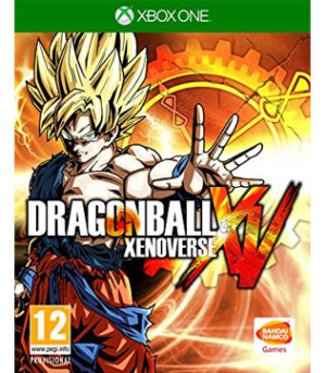 Xbox One-Dragon Ball Xenoverse