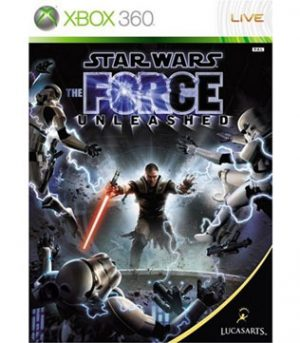 Xbox 360-Star Wars The Force Unleashed