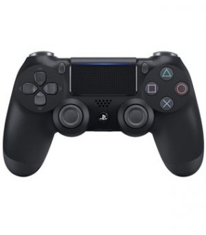 Official Sony Dualshock 4 Black V2 Wireless Controller PS4
