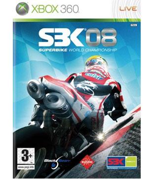 SBK 08 Superbike World Championship Xbox 360 (Pre-owned)
