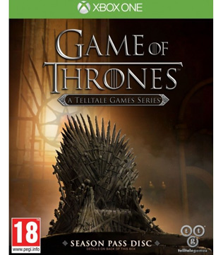 Buy Game of Thrones (A Telltale Games Series) Xbox One (Pre-owned) -  GameLoot