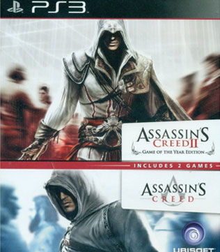 Buy Assassins Creed Ii Game Of The Year Edition Assassins Creed