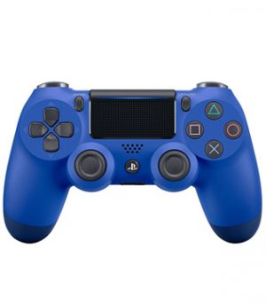 PS4-Official-Sony-Dualshock-4-Wireless-Controller-Wave-Blue-Pre-owned