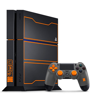 PS4-Sony PlayStation 4 1TB Call of Duty Black Ops 3 Limited Edition (Pre-owned)-Pre-owned