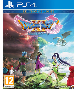Buy Dragon Quest XI Echoes of an Elusive Age PS4 (Pre-owned) - GameLoot