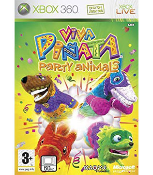 Buy Viva Pinata Party Animals Xbox 360 (Pre-owned) - GameLoot